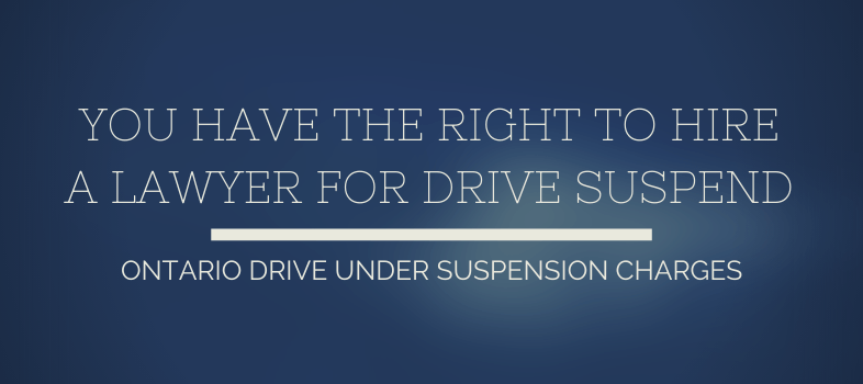 How much power does the Prosecutor have in your Driving While Under Suspension case?